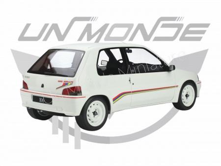 Peugeot 106 Ph.1 Rallye White 1993
