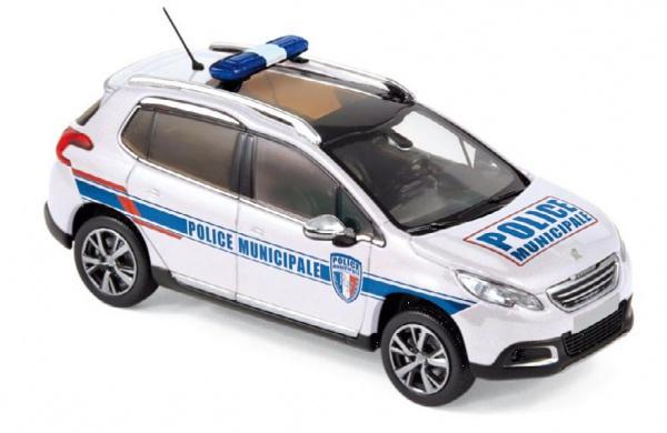 Peugeot 2008 2013 Police Municipale