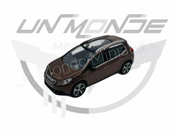 Peugeot 2008 Brown