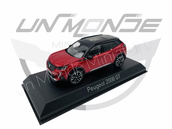 Peugeot 2008 GT 2020 Elixir Red