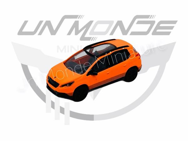 Peugeot 2008 Orange