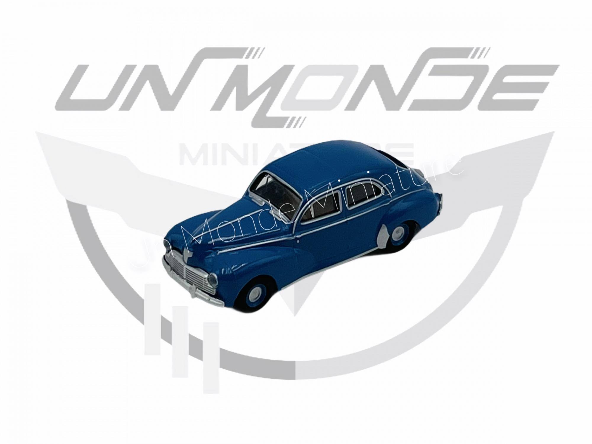 Peugeot 203 Bleu