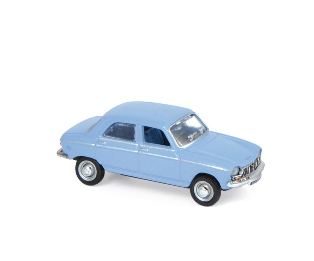 Peugeot 204 1966 Pervenche Blue