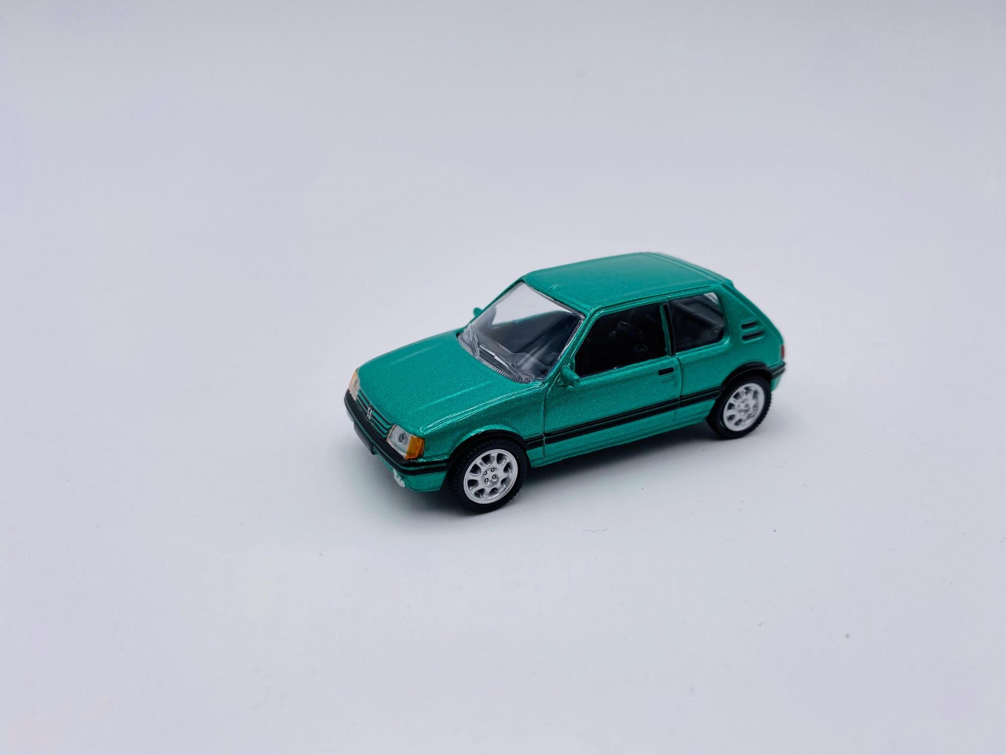 Peugeot 205 GTI 1990 Griffe Green