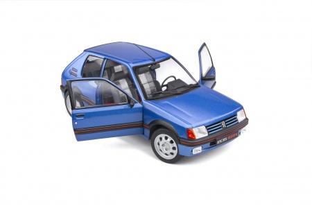 Peugeot 205 GTI Blue