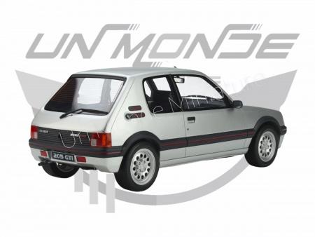 Peugeot 205 Ph.1 GTI 1.6 Futura Grey 1984