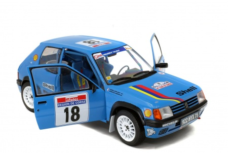 Peugeot 205 Rallye PTS