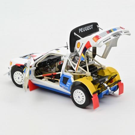 Peugeot 205 T16 Rallye Monte-Carlo 1986