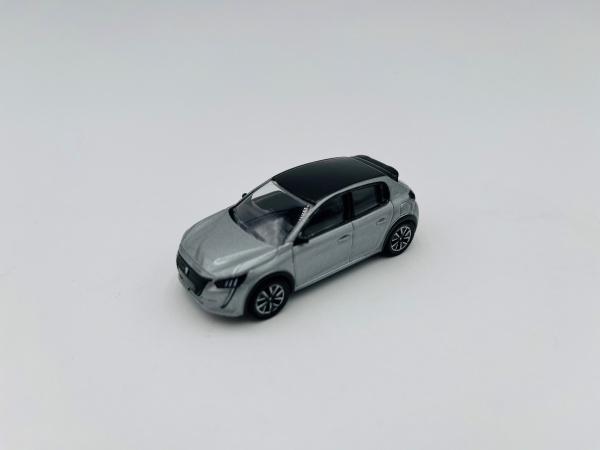 Peugeot 208 2019 Artense Grey