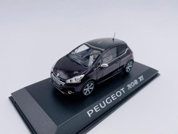 Peugeot 208 XY Prune