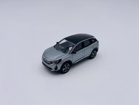 Peugeot 3008 2020 Artense Grey