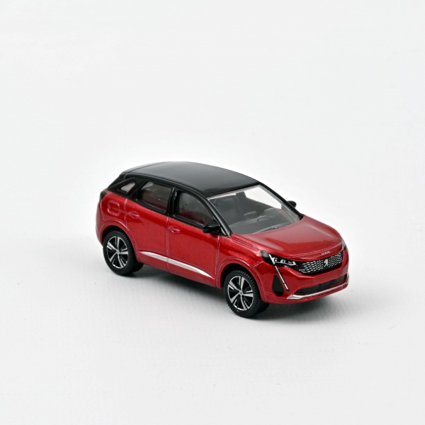 Peugeot 3008 2020 Rouge Ultimate