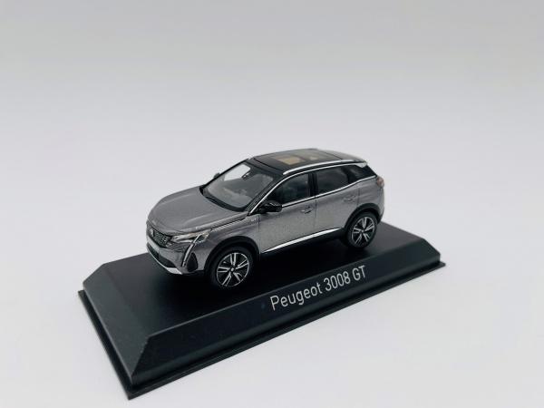 Peugeot 3008 GT 2020 Platinium Grey