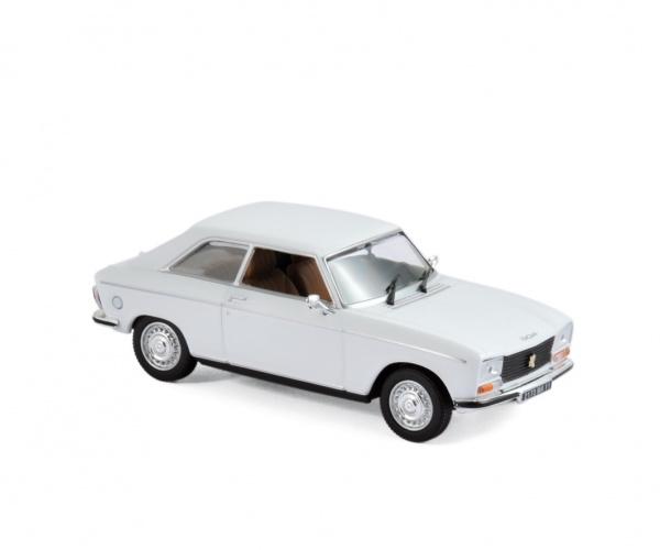 Peugeot 304 Coupé S 1974 Alaska White