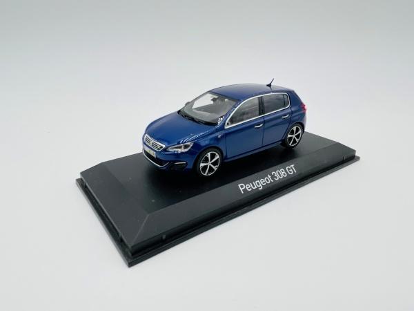 Peugeot 308 GT Bleu