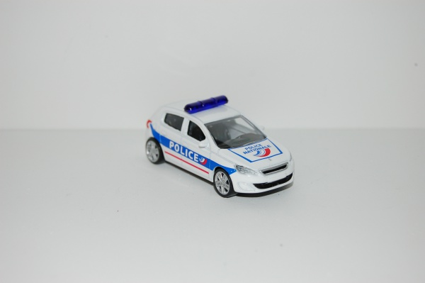 Peugeot 308 Police