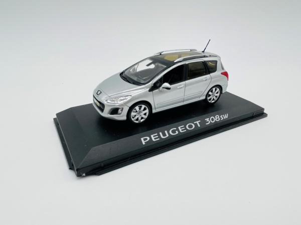 Peugeot 308 SW Grise