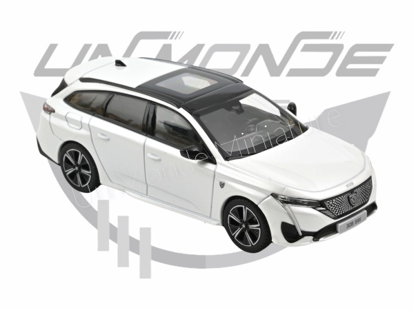 Peugeot 308 SW GT 2021 Pearl White