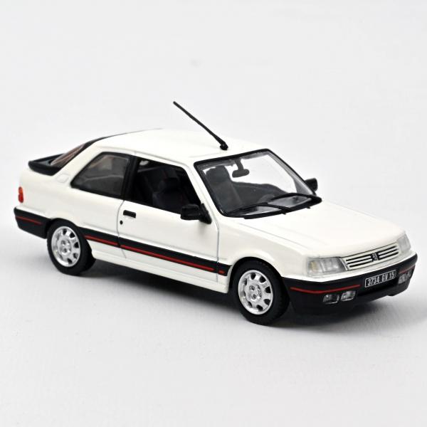 Peugeot 309 Gti 1987 Meiji White