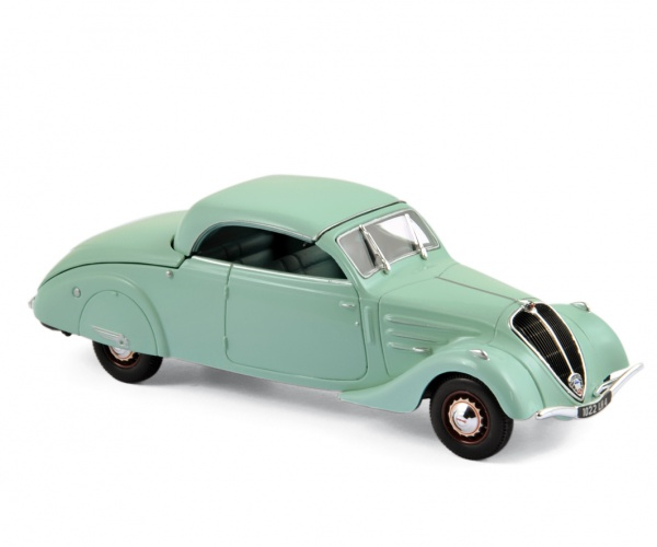 Peugeot 402 Eclipse 1937 Light Green