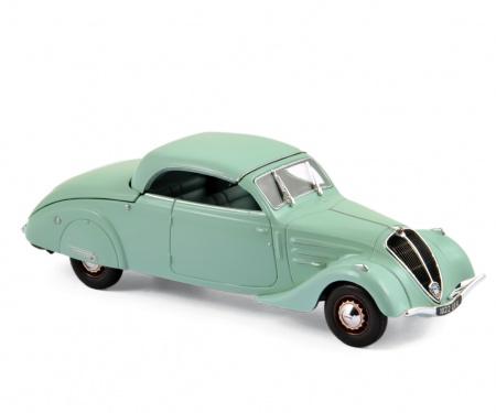 Peugeot 402 Eclipse 1937 Light Green