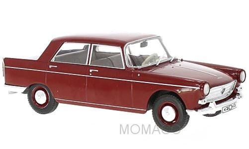 Peugeot 404 1960 Rouge