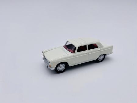 Peugeot 404 1961 Courchevel white