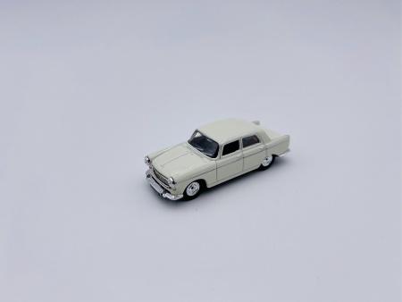 Peugeot 404 1968 Courchevel White