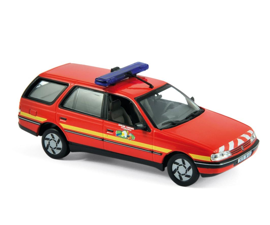 Peugeot 405 Break 1991 Pompiers