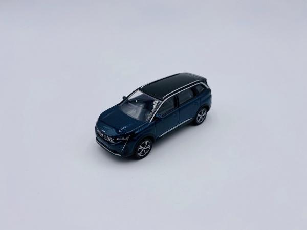 Peugeot 5008 2020 Celebes Blue