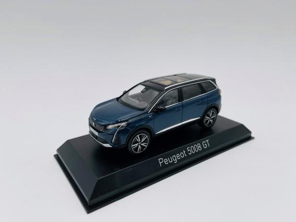 Peugeot 5008 GT 2020 Célèbes Blue