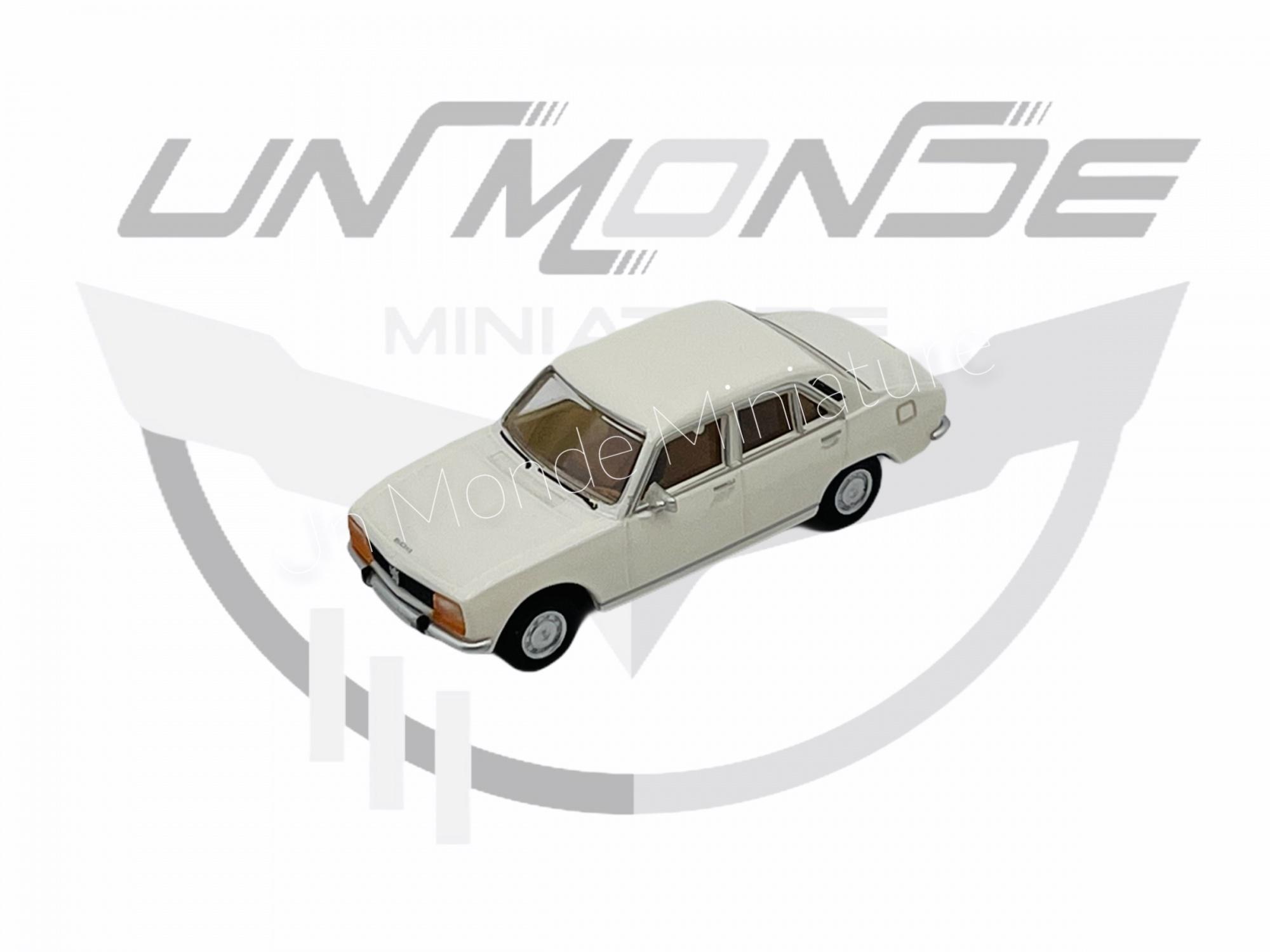 Peugeot 504 Blanche
