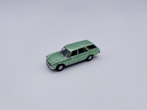 Peugeot 504 Break Mettalic Vert