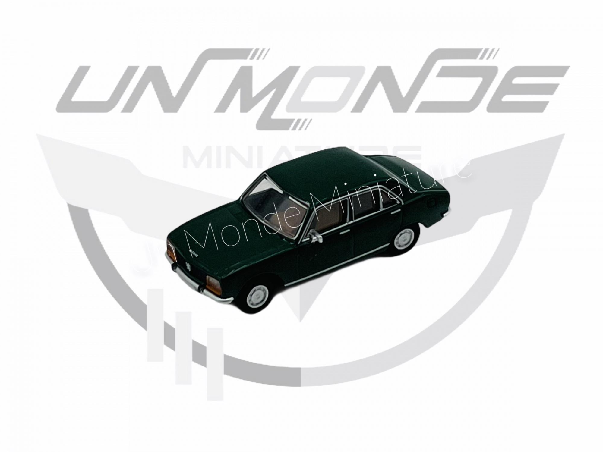Peugeot 504 Vert Foncé