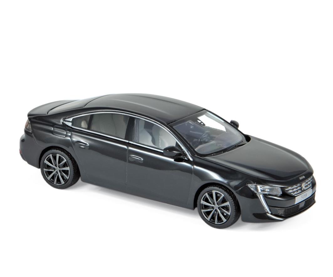 Peugeot 508 2018 Black