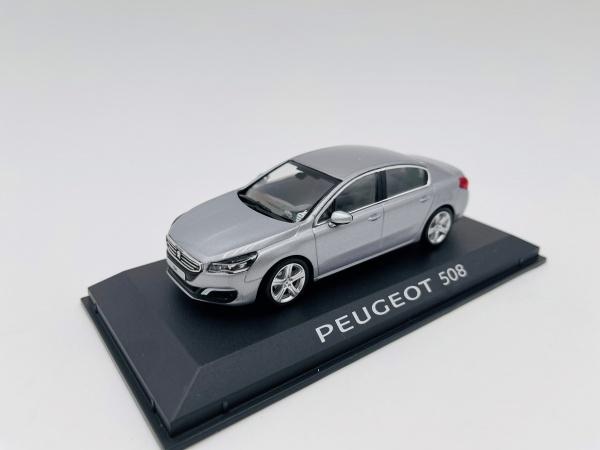 Peugeot 508 Gris Artense