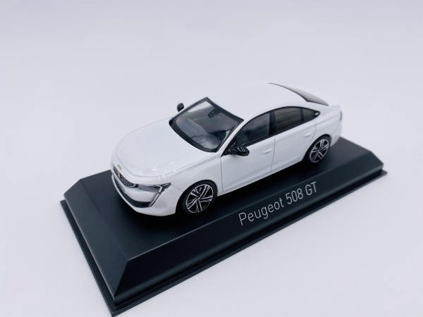 Peugeot 508 GT 2018 Pearl White