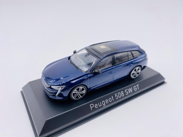 Peugeot 508 SW 2018 Dark Blue