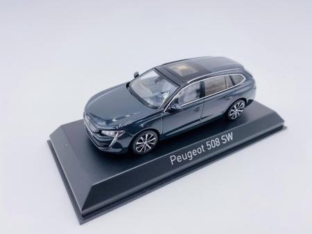 Peugeot 508 SW 2018 Hurricane Grey
