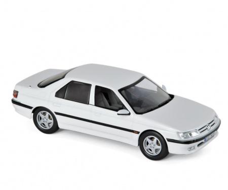Peugeot 605 1998 White