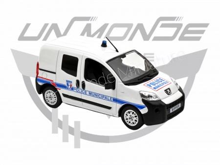 Peugeot Bipper 2009 Police Municipale