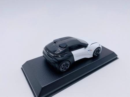 Peugeot Fractal BLACK & WHITE