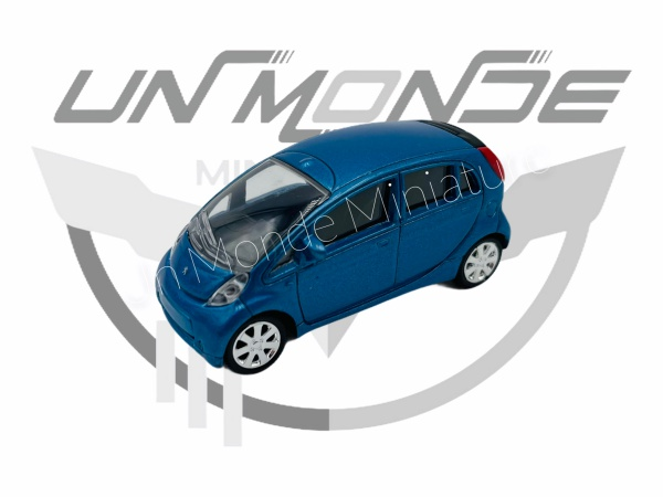 Peugeot ION Bleu Métallic