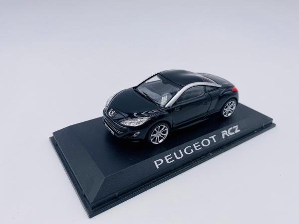 Peugeot RCZ Noir