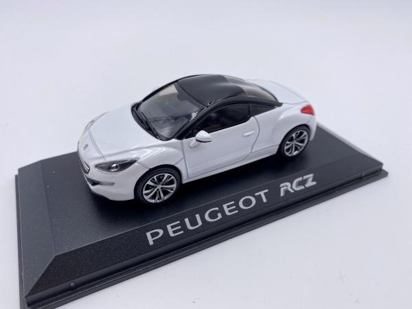 Peugeot RCZ White