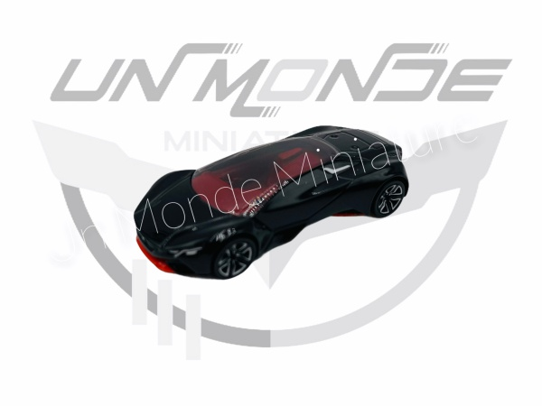 Peugeot Vision Gran Turismo Black