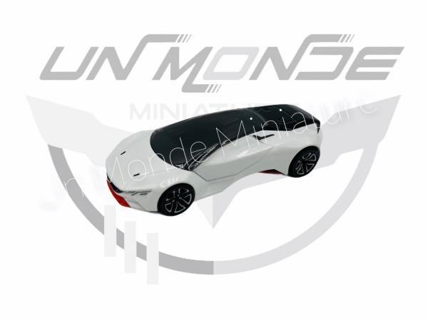Peugeot Vision Gran Turismo White
