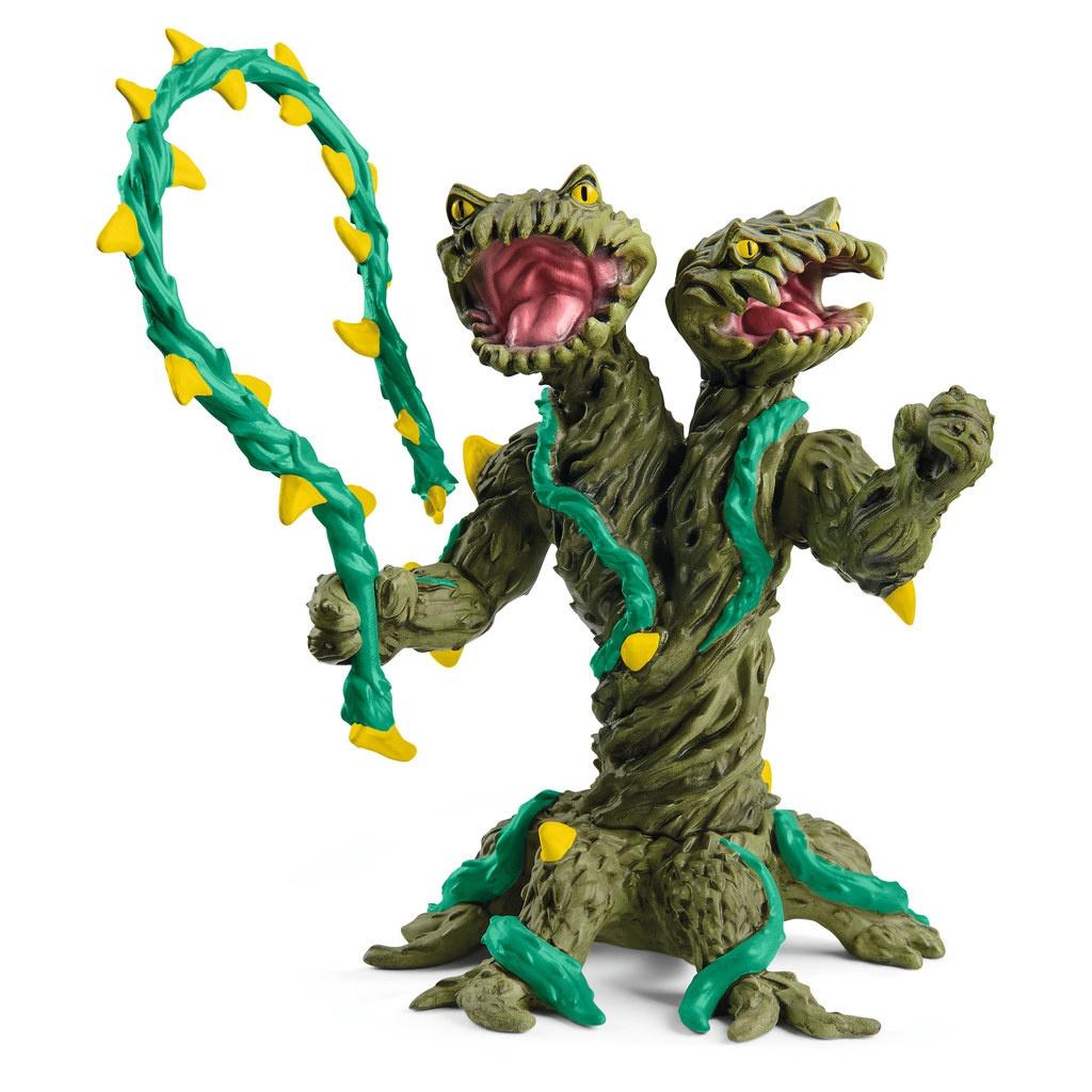 Plante Monstrueuse avec Arme