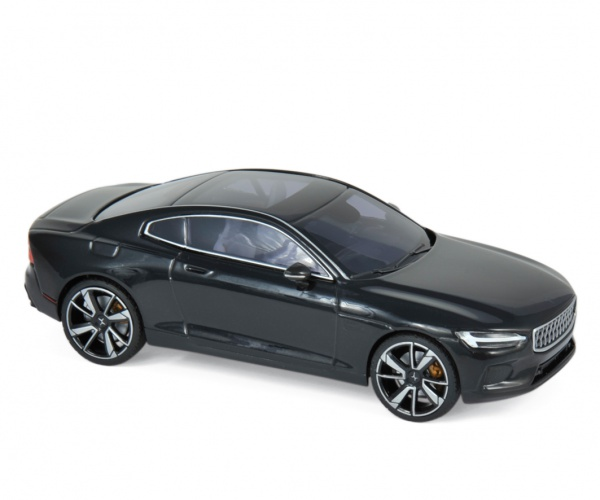 Polestar 1 2020 Space Black & Chrome frame & Beige interior