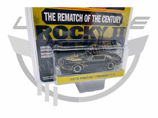 Pontiac 1979 Firebird T/A Rocky II